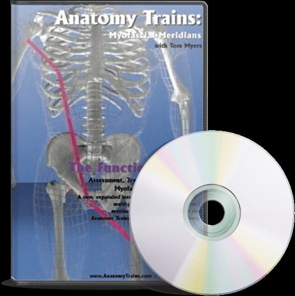 Anatomy Trains Vol 9: Functional Lines DVD